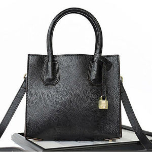 Ladies High-End Designer Cowhide Leather Bags Handbags Women OEM Factory in Guangzhou Emg4915 pictures & photos