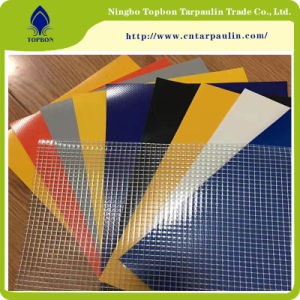 High Strength PVC Coated Fabrics Tarpaulin Heavy Duty Tarps Tb041 pictures & photos