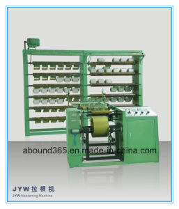 Neatening Machine for Elastic Tape or PP Fiber