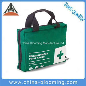 Multi Purpose Canvas Medical Kit First Aid Kit Bag pictures & photos