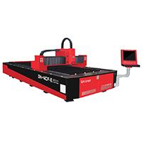 1000W Fiber Metal CNC Laser Cutter