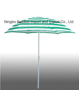 Metal Outdoor Sun Beach Umbrella for Garden/Beach pictures & photos