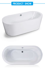 Upc Vintage Bathtub Best Seller Freestanding Bathtub pictures & photos