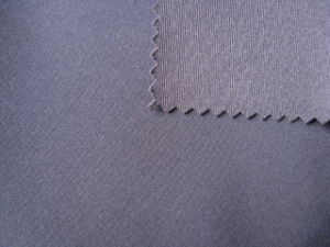 210t 4 Way Stretch Spandex Pongee Fabric Bond with Knit Fabric pictures & photos