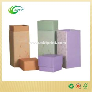 Four Color Printing Cosmetic Lipstick Packaging Box (CKT-CB-700) pictures & photos