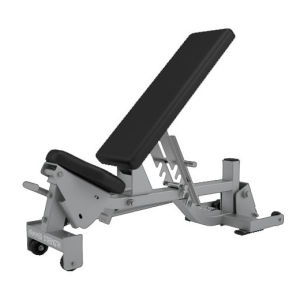 Lifefitness Gym Equipment / Athletic Series Adjustable Bench with Locking System (SF1-6010) pictures & photos