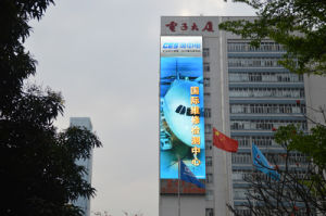 P16 Outdoor Billboard Advertising Equipment LED Display pictures & photos