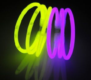 Most Popular Tri-Glowstick Glow Bracelet Glow in The Dark Bracelet pictures & photos