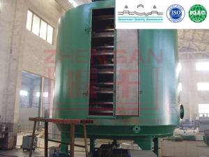 Industrial Continuous Plate Dryer for Feed