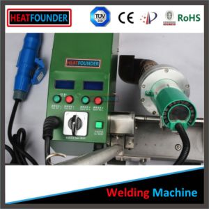 4200W Plastic Hot Air Automatic Welder for Roof and Banner pictures & photos