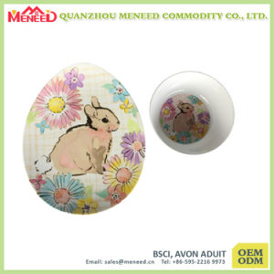 Lovely Cartoon Full Print Attractive Melamine Feeding Plate pictures & photos