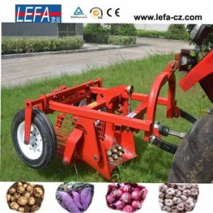 Ce Tractor Mouted Sweet 1 Row Potato Digger to Tiller pictures & photos