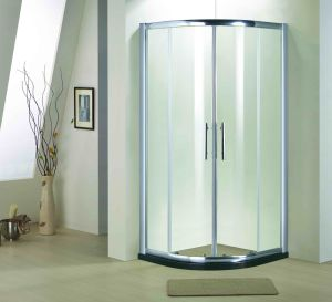 Bathroom 6mm Quadrant Door Shower Enclosure (BT549) pictures & photos