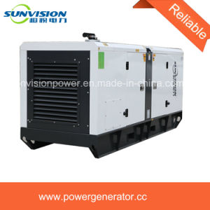 Fixed Type Generating Set 150kVA with Enclosure (SVC-G165) pictures & photos