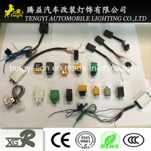 12V LED Flasher IC Winker Relay for 8p Control Speed and Brightness pictures & photos