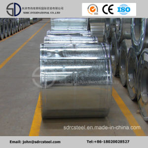 Cold Rolled Galvanized Steel Coil for Building Material Z40-275GSM pictures & photos