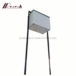 Modern Simple Design Square Floor Lamp for Corridor pictures & photos