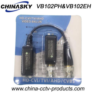 CCTV Screwless Video Balun for HD&Analog Cameras (VB102pH&VB102EH) pictures & photos