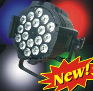 Stage Light 18*12W RGBWA 5 in 1 LED PAR Light pictures & photos
