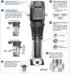 Vertical Centrifugal Pumps pictures & photos