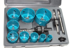 Bi-Metal Hole Saw Set for Heavy Duty Cutting pictures & photos