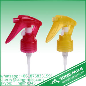 24/410 28/410 Plastic Mini Trigger Sprayer for Hair Care pictures & photos