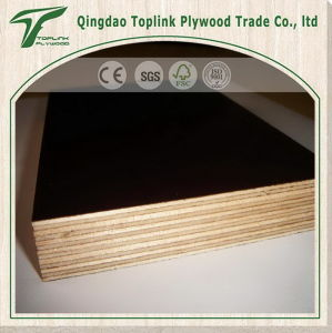 17.5 mm Poplar /Combi Core WBP Brown Shuttering /Marine Plywood Sheet /Board for Construction pictures & photos