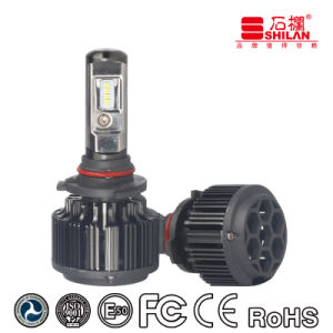 High Quality 35W Philips Csp LED T6 9006 Car Light Bulbs pictures & photos