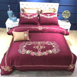 Professional Competitive Cotton Egyptian Cotton Bedding for Hotel Apartment pictures & photos
