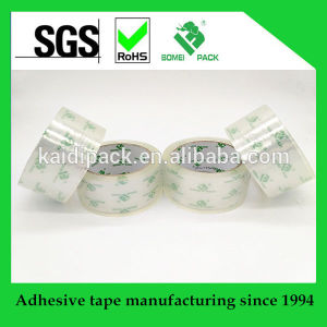 Popular Sale Super Clear No Noise Sealing Tape pictures & photos