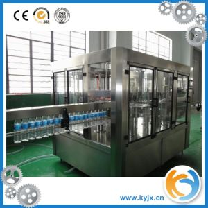 Small Drink Water Bottling Filling Machine/Economy Water Filling Machine pictures & photos