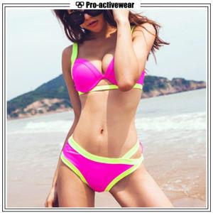 Sexy Ladies Beachwear Swimming Suit Bikini Swimwears pictures & photos
