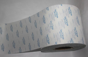 Printing Polyethylene Film Laminated Non Woven Fabric pictures & photos