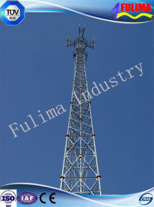 500kv Electric Power Transmission Steel Pole Tower pictures & photos