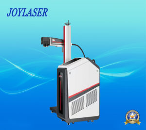 New Promotion Flying Fiber Online Laser Marking Machine on Sale pictures & photos