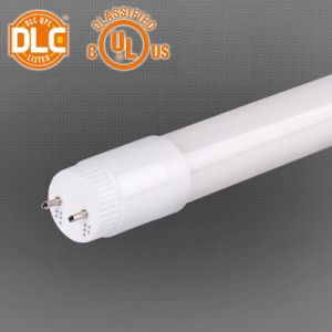 UL& Dlc Approved T8 4FT PC+Al LED Tube 12W 15W pictures & photos