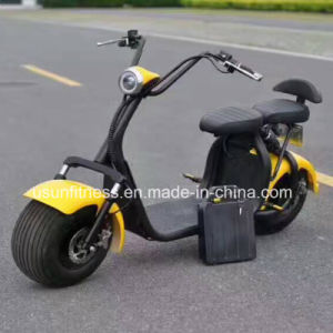 Remove Battery Harley Citycoco 1000W 2 Wheel Electric Scooter Motorbike pictures & photos