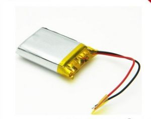 551220 15c Lithium Battery 3.7V 70mAh Li-Polymer Battery pictures & photos