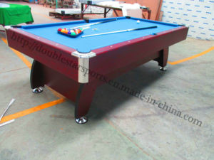 Superior Pool Table Snooker Pool Table pictures & photos