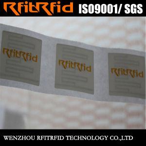 860-960MHz Long Range Passive Color Sticker RFID Labels pictures & photos