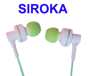 Walkie Talkie Earphone for Radio Studio with Earhook Earpieces pictures & photos