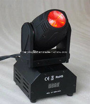 Popular 10W LED Mini Beam Moving Head Stage Light pictures & photos
