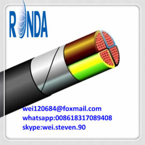 1.8KV 3.6KV 6KV 8.7KV XLPE Insulated Electric Cable pictures & photos