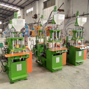 Vertical PVC Injection Moulding Machine for Connect Cable pictures & photos