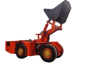 3 Ton Electric Load Haul Dump Excavator for Sale pictures & photos