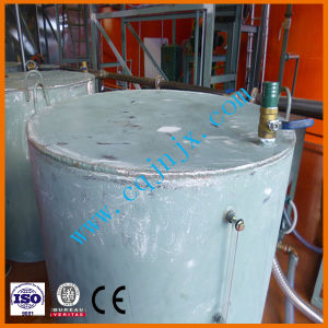 Waste Oil Distilation Machine Change Black Oil to Base Oil pictures & photos