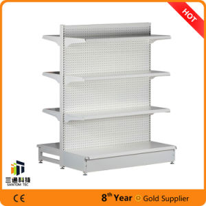 Portable Folding Steel Display Shelves for Shop pictures & photos