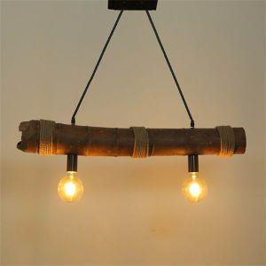 Ratten Stick Pendant Lamp pictures & photos