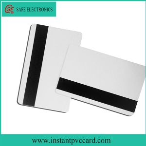 Inkjet Printable Magnetic Stripe PVC Card for Membership Card pictures & photos