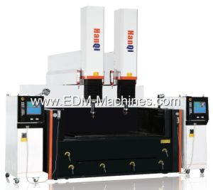 Two Head Electrical Discharge Machine